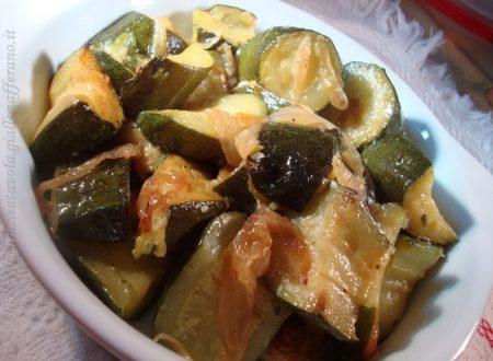 Zucchine di nonna Teresina