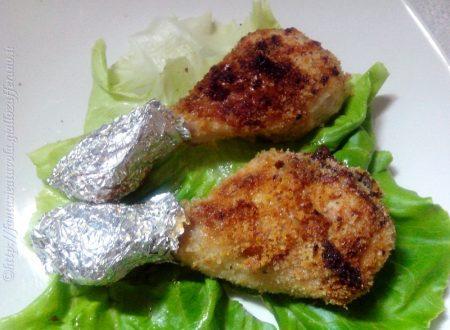 Fusi di pollo croccanti