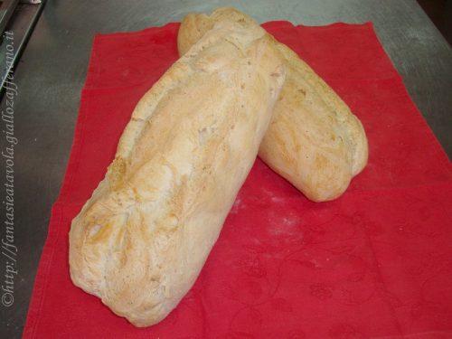 Filone di pane sciapo