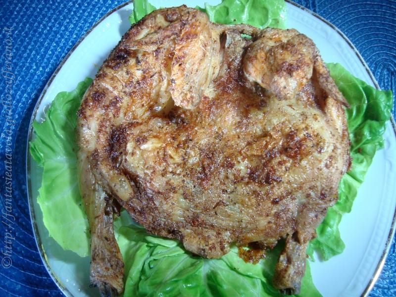 Pollo alla diavola ricetta saporita di Fantasie a Tavola