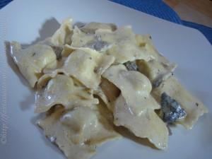 Ravioli di capodanno ricetta veloce di Fantasie a Tavola