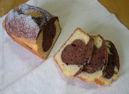 Plum Cake al papavero