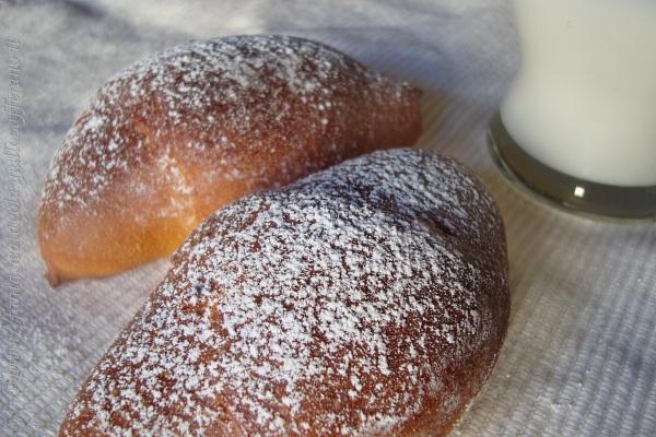 Mini croissant ricetta dolci Fantasie a Tavola