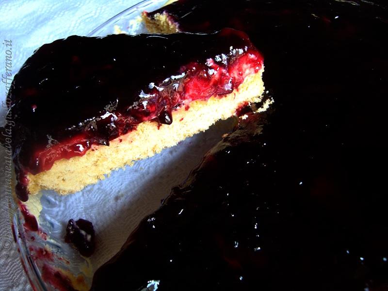 Cheese cake di Simona di Fantasie a Tavola