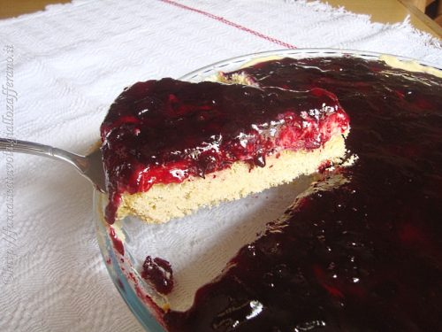 Cheese cake di Simona
