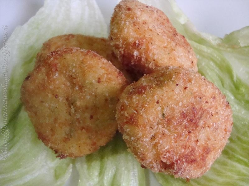 Crocchette di patate e zucchine di Fantasie a Tavola