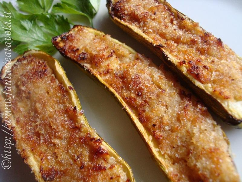 Barchette di zucchine al tonno di Fantasie a Tavola