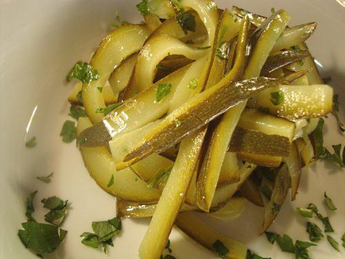 Zucchine trisultane