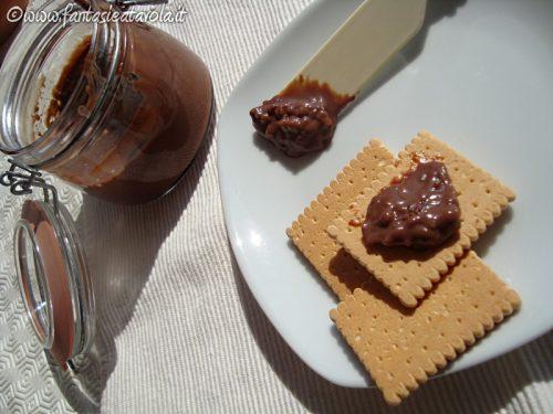 Ganache al cioccolato di Sabry
