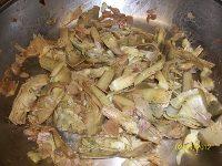 Carciofi in padella, ricetta