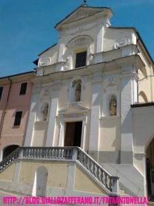 Chiesa della Natività in Valle-Brusnengo-paese-fata antonella