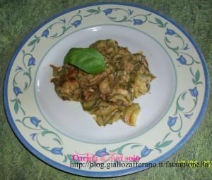 gratin di zucchine ricetta personale fata antonella