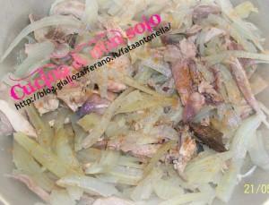 insalata di pernice e finocchi ricetta raffinata fata antonella