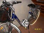 1° percorso in Bicicletta