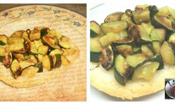 Freselle alle zucchine, ricetta regionale