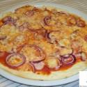 pizza con cipolle ricetta per microonde fata antonella