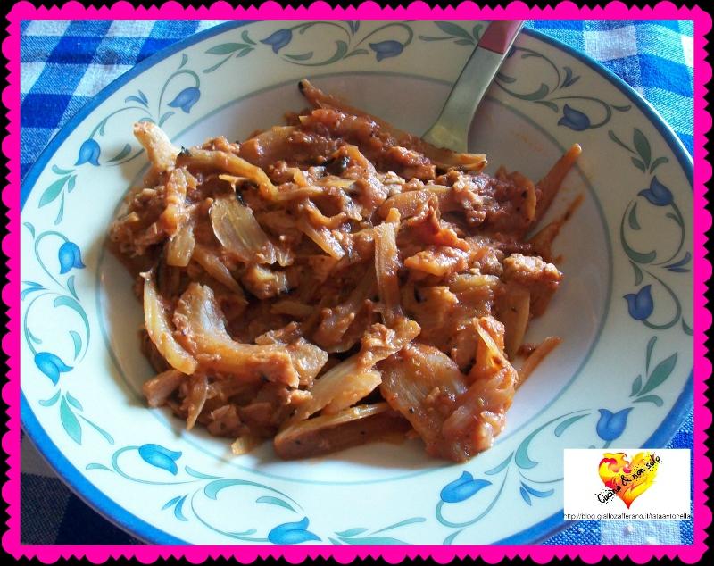 finocchi al pomodoro e tonno ricetta estiva fata antonella