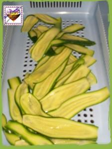 zucchine sottolio ricetta personale fata antonella