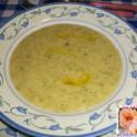 Crema di zucchine di Carla ricetta fata antonella