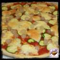 pizza con zucchine ricetta per microonde fata antonella