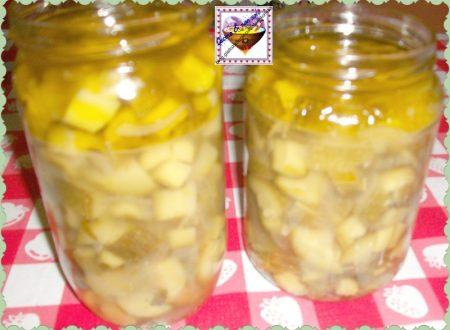 Zucchine in carpione, ricetta di Ada