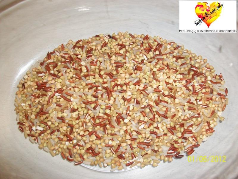 Zuppa Campagnola con carote ricetta personale fata antonella