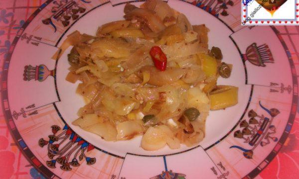 Porri aromatici, ricetta dietetica