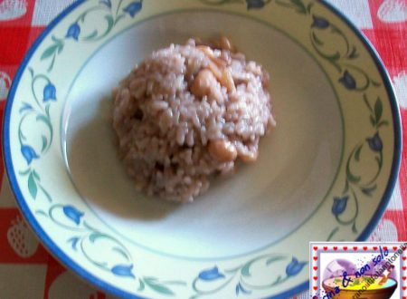 Risotto con fagioli, ricetta autunnale