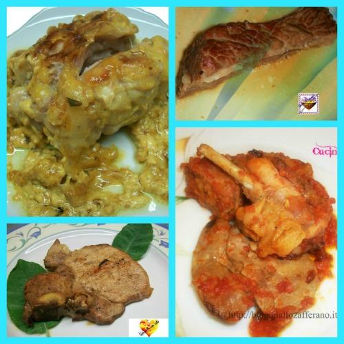 secondi di carne le mie ricette fata antonella