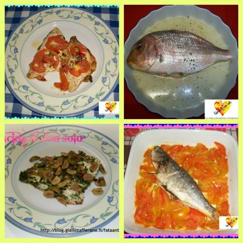 secondi di pesce le mie ricette fata antonella