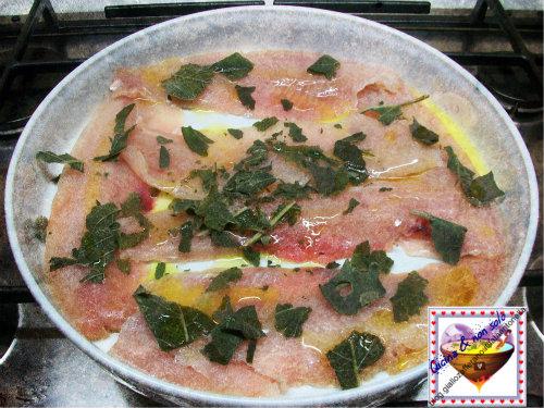 filetti di coregone alla salvia ricetta veloce fata antonella