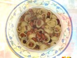 legumi con orecchiette ricetta autunnale fata antonella