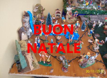 Buon Natale in 31 lingue