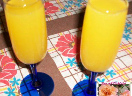 Cocktail Mimosa, ricetta aperitivo