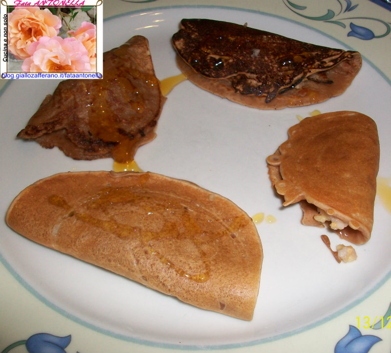 crespelle agrodolci ricetta autunnale fata antonella