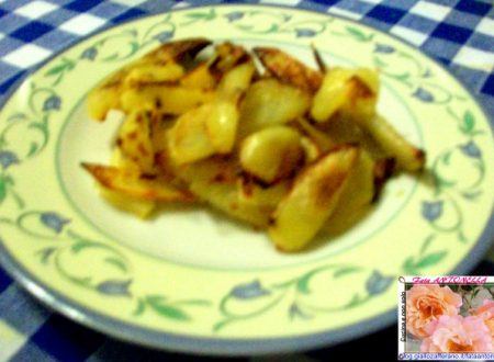 Patate al forno, ricetta semplice