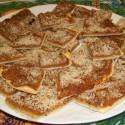 Pizzette zucca e nocciole ricetta finger-food fata antonella