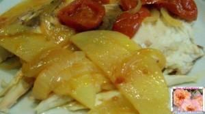 ricciola al forno ricetta fata antonella