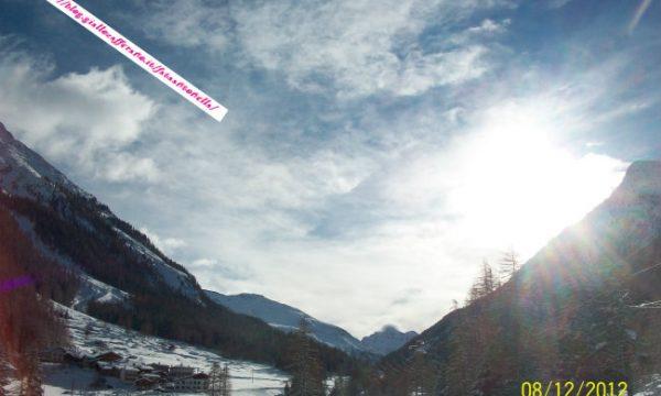 Sci di fondo in Valsavarenche