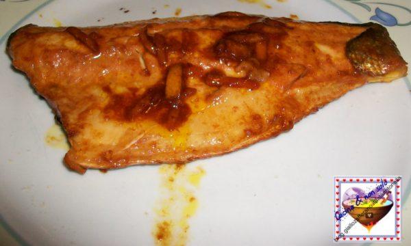 Filetti di branzino alla arancia, ricetta raffinata