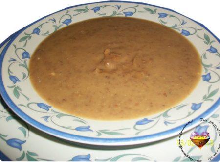 Crema di lenticchie, ricetta invernale