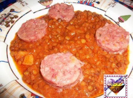 Lenticchie in umido, ricetta invernale