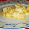 Merluzzo al curry ricetta raffinata fata antonella