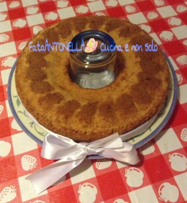 ciambella della vigilia ricetta dolci fataantonella