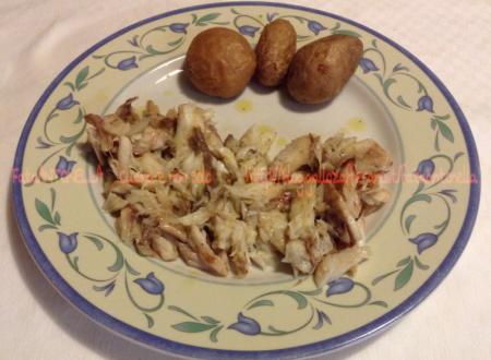 Ombrina Boccadoro al sale, ricetta con il forno