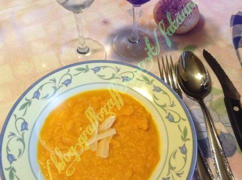 Crema di carote, ricetta delicata