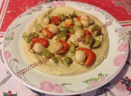 Sedano rapa con Canestrelli, ricetta raffinata