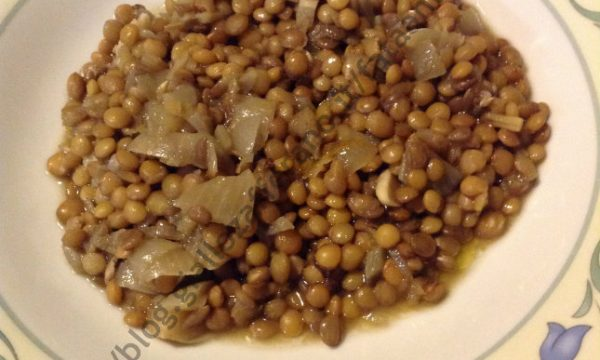 Zuppa di lenticchie, ricetta invernale
