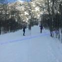 sci di fondo passeggiata a Riva Valdobbia fata antonella