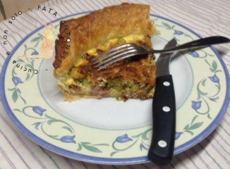 Torta salata di zucchine, ricetta semplice